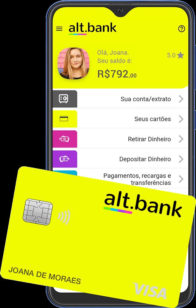 App alt.bank