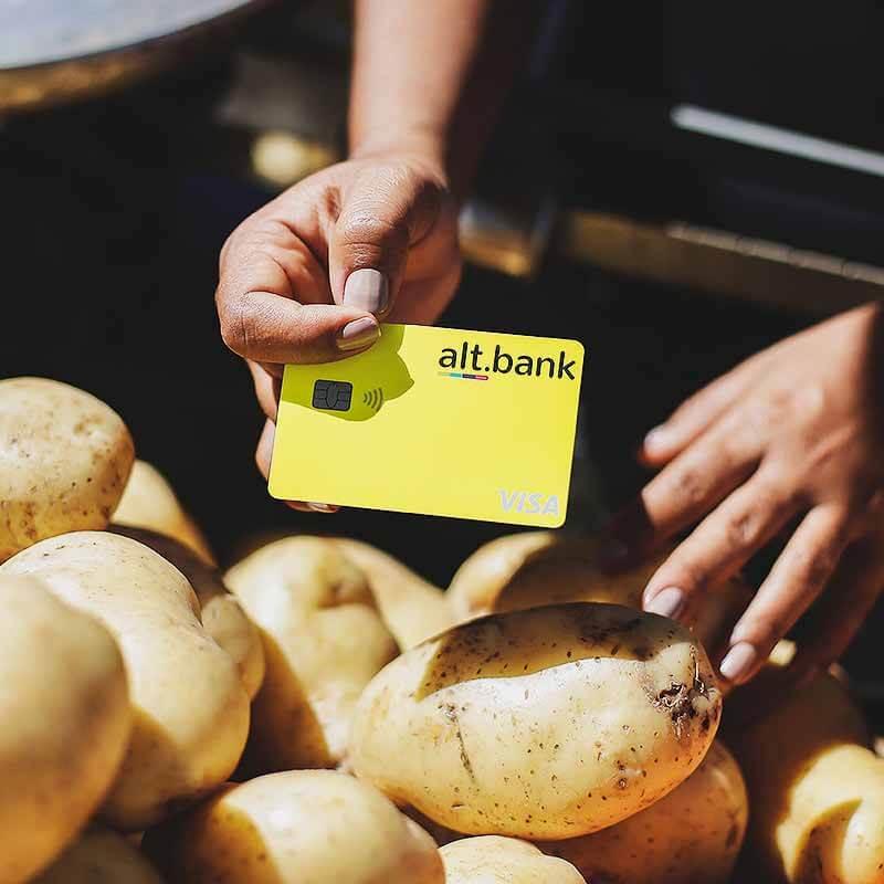 Cartão alt.bank